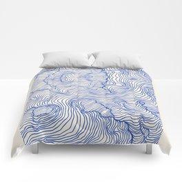 Reality Inbetween Comforters