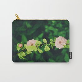 In the summer, we bloom Carry-All Pouch