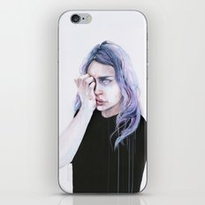 I could but I can't iPhone & iPod Skin