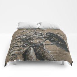 Viking Warrior (DRAWLLOWEEN 13/31) Comforters
