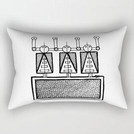 SottoSabbia/UnderSand Rectangular Pillow