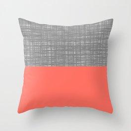 Greben Throw Pillow
