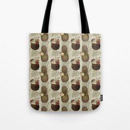 Pineapple Pina Coladas Tote Bag