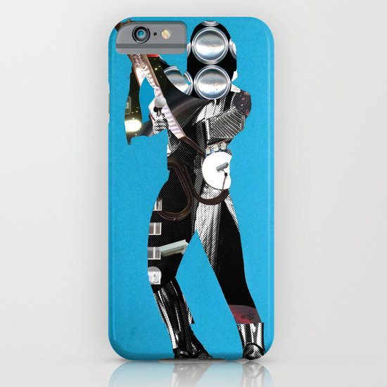 Cut StarWars - Ritter Rost iPhone & iPod Case