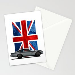 My Name is 5, DB5 Stationery Cards
