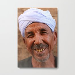 People of Egypt #2 Metal Print