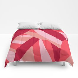 Pucciana Red Fruits Comforters