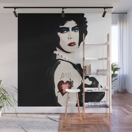 Dr Frank n Furter - Rocky Horror Picture Show Wall Mural