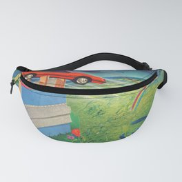 Intergalactic Travel Fanny Pack