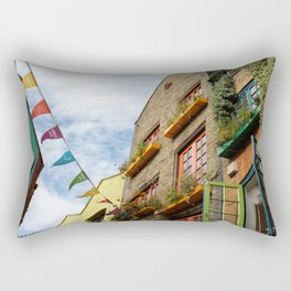 London 2012 Bunting Rectangular Pillow