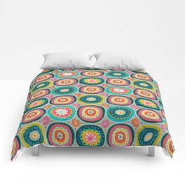Tid Bit of Boho Spring Comforters
