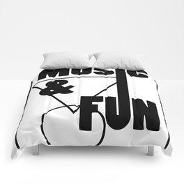 Music & Fun Comforters