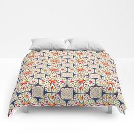 Intricate pattern Comforters