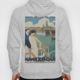 Vintage poster - Dunkirk Hoody