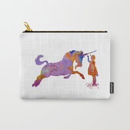 Unicorn art Carry-All Pouch