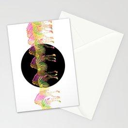 Zebra Line Up 6B Stationery Cards