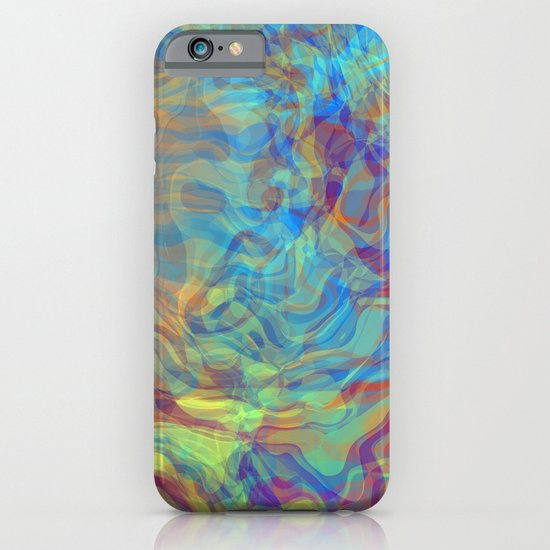Like Fire and Ice iPhone & iPod Case