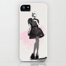 Exquisite iPhone (5, 5s) Slim Case