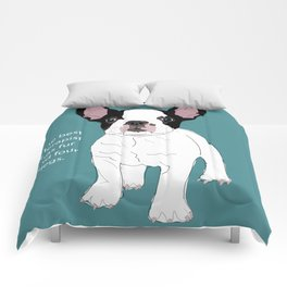 French Bulldog Therapy Comforters