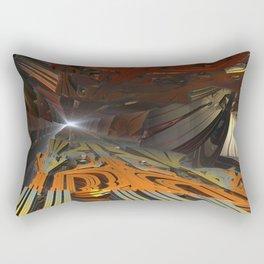 Spelunking Rectangular Pillow