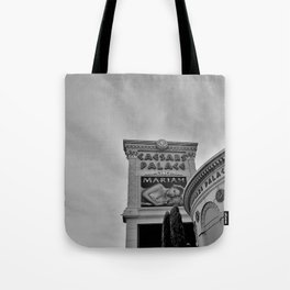 Caesars Palace ,Las Vegas, Sign Tote Bag