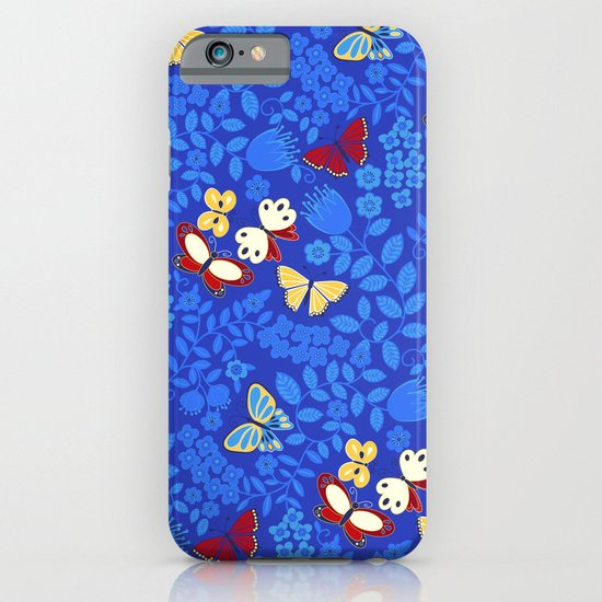 Butterfly Ballet iPhone & iPod Case