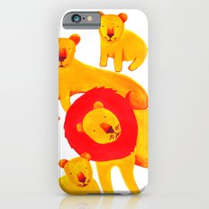 Lion Family Slim Case iPhone 6s
