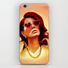 Summertime Sadness iPhone & iPod Skin