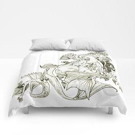 Mermaids (Wonderful Mess Series) Comforters