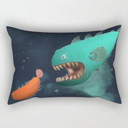 RON & NASH Rectangular Pillow