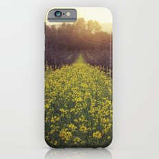 Vineyard Sunset iPhone 6s Slim Case
