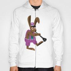 The Clarinet Bunny Hoody