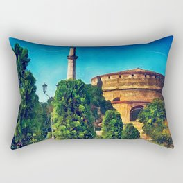 Thessaloniki 4 Rectangular Pillow