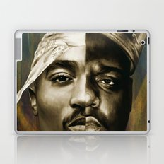2 PAC & BIGGIE Laptop & iPad Skin