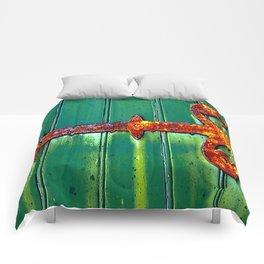 Rustic Hinge Comforters