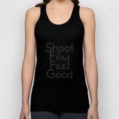 Shoot Film, Feel Good (Big) Unisex Tank Top