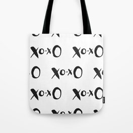 Kisses XOXO Tote Bag
