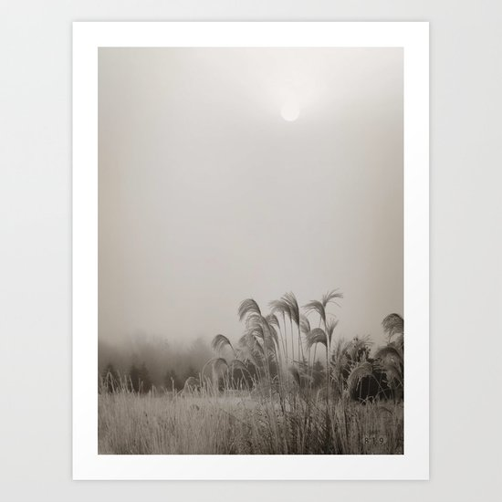 Hush Art Print