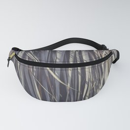 Dry Palm Leaves Fanny Pack