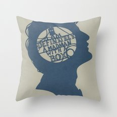 Trust Me... Throw Pillow