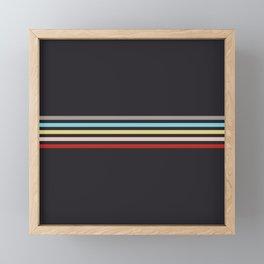 Ujimasa Framed Mini Art Print