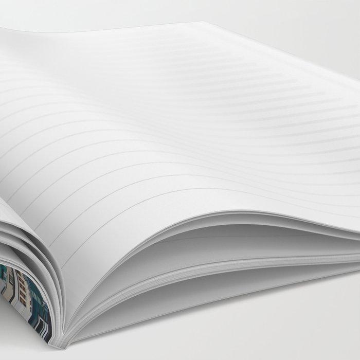 Starry Coit Tower Notebook