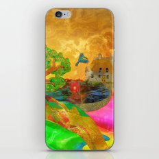 Let color bring you smiles as you walk lifes many miles iPhone & iPod Skin