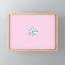 Stars 33 Framed Mini Art Print