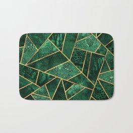 Deep Emerald Badematte