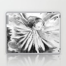 Grace in an Orchid Laptop & iPad Skin