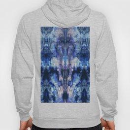 Blue Lagoon Tie-Dye Hoody