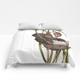 Baby Bird II Comforters