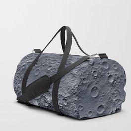 Moon Surface Duffle Bag
