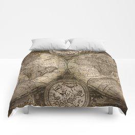 background Comforters